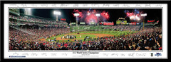 Boston 2013 World Series Celebration With Signatures Picture no mat