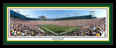 Green Bay Packers Lambeau Field with matting