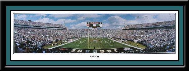 Jacksonville Jaguars Alltell Stadium - Kick Off