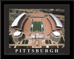 Heinz Field Aerial View Steelers Photo Poster