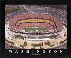 Washington Redskins Fedex Field Aerial Photo