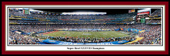 Tampa Bay Buccaneers Super Bowl XXXVII Panoramic Poster