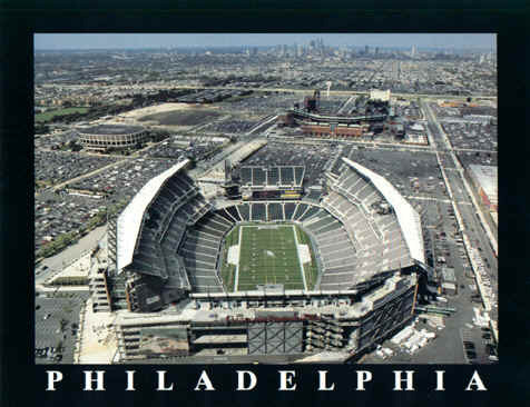 Philadelphia Eagles Lincoln Financial Stadium Photo