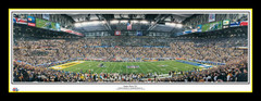 Steelers Super Bowl XL Panoramic Picture