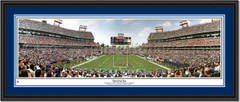 Tennessee Titans Adelphia Stadium Opening Day Poster