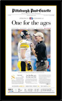 Steelers XL One for the Ages, Pittsburgh Post Gazette