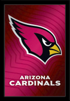 Arizona Cardinals Framed Logo Poster
