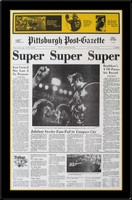 Steelers Super Super Super Headlines SB XIII