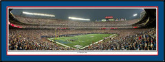 New York Giants 6 Yard Line Panoramic Poster