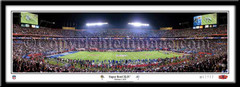 Saints Super Bowl XLIV Champions Panoramic Poster