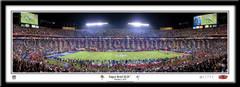 Saints Super Bowl XLIV Champions Panoramic Poster