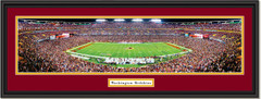 Washington Redskins Fedex Field Football Panoramic Poster