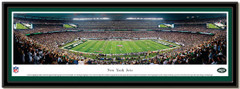 New York Jets MetLife Stadium Panoramic Poster matted