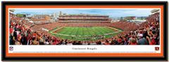 Cincinnati Bengals Paul Brown Stadium NFL Poster matted