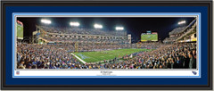 Tennessee Titans 25 Yard Line Rob Arra Panoramic Poster