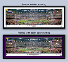 Super Bowl XLVII Ravens Celebration Picture