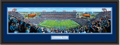 Tennessee Titans LP Field Framed Panoramic Poster