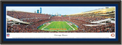 Chicago Bears Soldier Field Panoramic Framed Picture