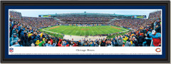 Chicago Bears Soldier Field Panoramic 50 Yard Line Picture