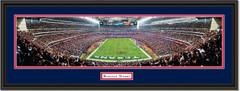 Houston Texans Reliant Stadium Panoramic Framed Picture