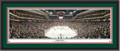 Minnesota Wild Xcel Center, Inaugural Game