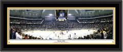 Pittsburgh Penguins Return of #66 --Mario Lemieux -- Framed Panoramic Poster