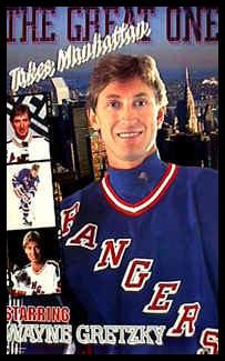 New York Rangers - The Great One - Wayne Gretsky