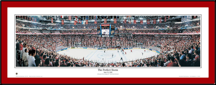 Carolina Hurricanes RBC Center - Perfect Storm
