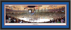 New York Rangers Victory on Ice Stanley Cup Framed Picture