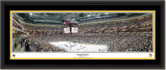 Pittsburgh Penguins Consol Energy Center Inaugural Framed Poster