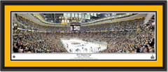 Boston Bruins 2011 Stanley Cup Game 3 Framed Print