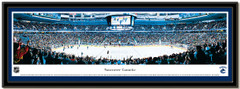 Vancouver Canucks Rogers Arena Framed NHL Hockey Poster matted
