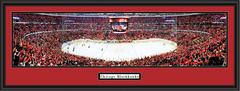 Chicago Blackhawks United Center Framed NHL Hockey Poster
