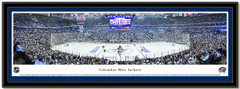Columbus Blue Jackets Nationwide Arena NHL Hockey Poster matted