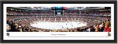 Ottawa Senators Scotiabank Place NHL Hockey Arena Poster