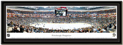Pittsburgh Penguins Consol Energy Center NHL Hockey Arena Poster matted