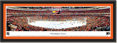 Philadelphia Flyers Wells Fargo Center Hockey Arena Poster