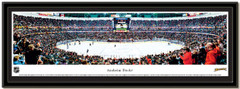 Anaheim Ducks Honda Center Hockey Arena Poster matted