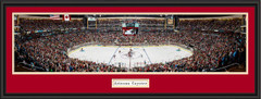 Arizona Coyotes Gila River Arena Hockey Poster