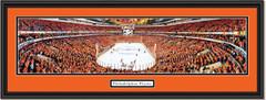 Philadelphia Flyers Playoff vs Pittsburgh Penguins Framed  Print