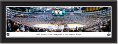 LA Kings 2012 Stanley Cup Championship Framed Picture
