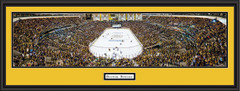 Boston Bruins Panoramic Framed Picture