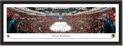 Chicago Blackhawks United Center Framed Picture