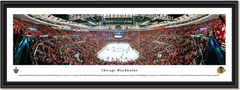 Chicago Blackhawks United Center Framed Picture