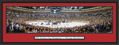 Chicago Blackhawks 2013 Stanley Cup Game 6 Framed Picture