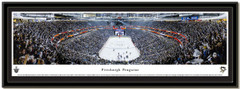 Pittsburgh Penguins Conference Semifinal Hockey Framed Picture matted