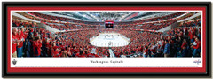 Washington Capitals Verizon Center Game 2 Framed Picture matted