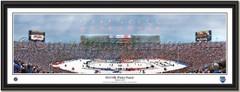 NHL Winter Classic 2014 Michigan Stadium Framed Picture
