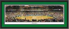 Boston Celtics Boston Garden Panoramic Poster