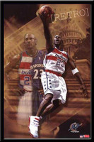 Washington Wizards - Michael Jordan Photo Composite Print